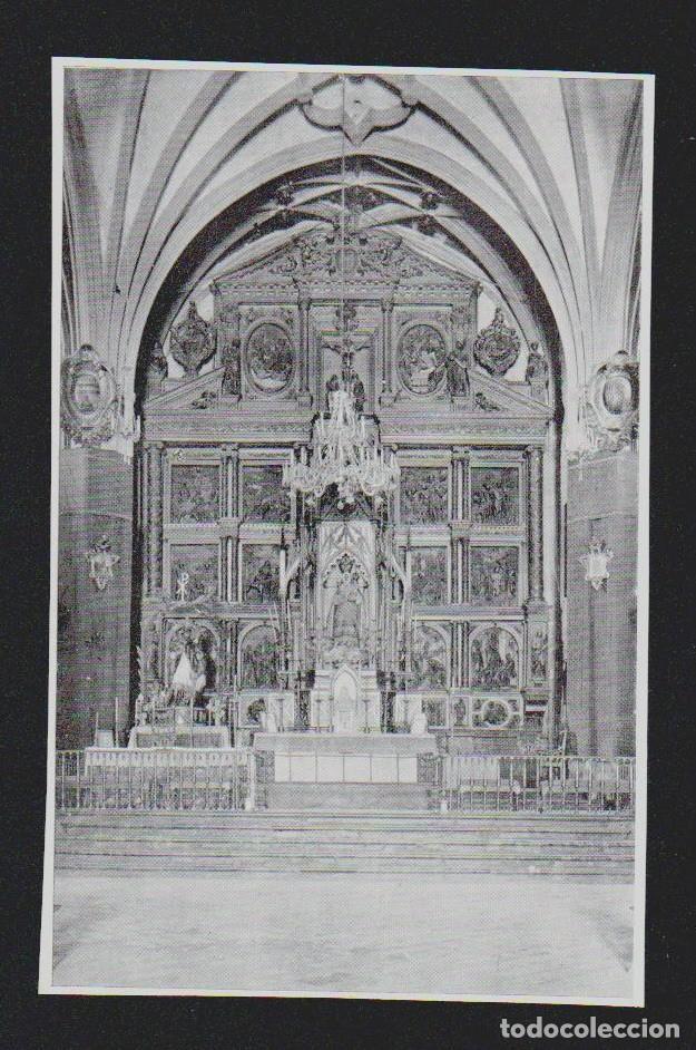 LUCENA ( CÓRDOBA ). RETABLO DE LA PARROQUIA DE SAN MATEO. (Coleccionismo - Revistas y Periódicos Antiguos (hasta 1.939))