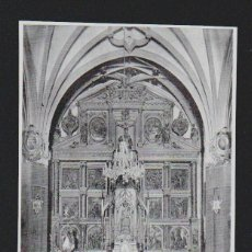Coleccionismo de Revistas y Periódicos: LUCENA ( CÓRDOBA ). RETABLO DE LA PARROQUIA DE SAN MATEO.. Lote 155674402