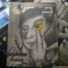 Coleccionismo de Revistas y Periódicos: LA LUNA DE MADRID OCTUBRE DE 1984 - NÚMERO 11. Lote 155796578