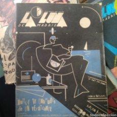 Coleccionismo de Revistas y Periódicos: LA LUNA DE MADRID - JULIO/AGOSTO 1984 NUMEROS 9/10. Lote 155797042