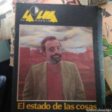 Coleccionismo de Revistas y Periódicos: LA LUNA DE MADRID - MARZO 1985 NÚMERO 16. Lote 155797274