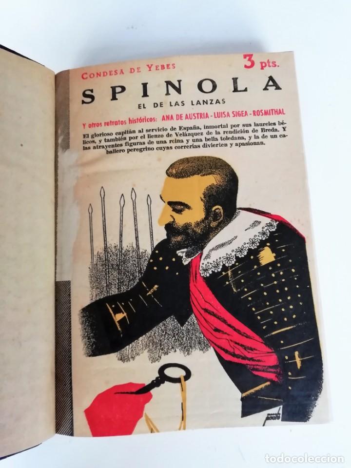 Coleccionismo de Revistas y Periódicos: recopilación revista literaria: tomo 47 (año 1956) - Foto 2 - 156024002