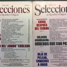Coleccionismo de Revistas y Periódicos: SELECCIONES DEL READER'S DIGEST 1984. Lote 156029174