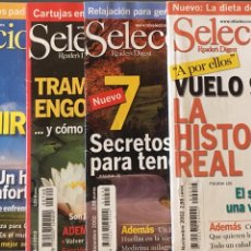 Coleccionismo de Revistas y Periódicos: SELECCIONES DEL READER'S DIGEST 2002-2003. Lote 156031002