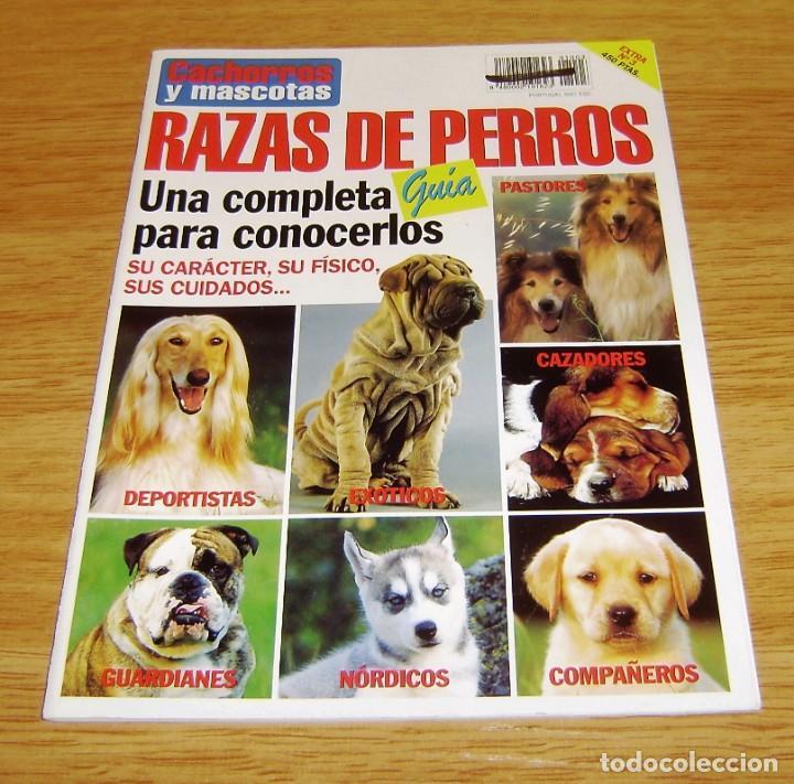 Coleccionismo de Revistas y Periódicos: 23 Revistas cachorros y mascotas. - Foto 12 - 156570446