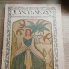 Coleccionismo de Revistas y Periódicos: REVISTA BLANCO Y NEGRO AÑO 1928. Lote 156635665