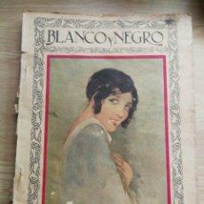 Coleccionismo de Revistas y Periódicos: REVISTA BLANCO Y NEGRO AÑO 1928.USADA.. Lote 156636138