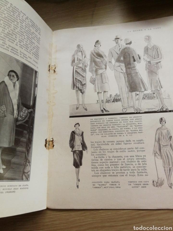 Coleccionismo de Revistas y Periódicos: Revista Blanco y Negro año 1928.Usada. - Foto 3 - 156636138