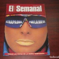 Coleccionismo de Revistas y Periódicos: REVISTA SUPLEMENTO SEMANAL 1994 Nº 366- ENTREVISTAS A CARLOS ESPINOSA MONTEROS Y ANTONIO VEGA. Lote 156657026