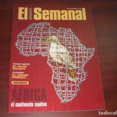 Coleccionismo de Revistas y Periódicos: REVISTA SUPLEMENTO SEMANAL 1994 Nº 369-ENTREVISTA TIMOTHI DALTON-- CANDELA PEÑA- R.E.M.. Lote 156657970