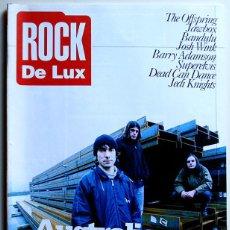 Coleccionismo de Revistas y Periódicos: ROCK DE LUX Nº 138 - FEBRERO 1997 - AUSTRALIAN BLONDE, OFFSPRING, BARRY ADAMSON, DEAD CAN DANCE. Lote 156658386