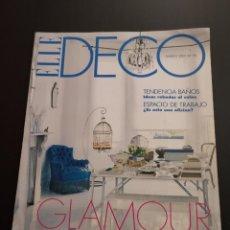 Coleccionismo de Revistas y Periódicos: REVISTA ELLE DECO DECOR DE DECORACIÓN AÑO 2001, NÚMERO 70. Lote 156659018