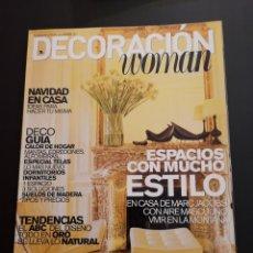 Coleccionismo de Revistas y Periódicos: REVISTA DECORACIÓN WOMAN AÑO 2004 NÚMERO SUPLEMENTO 135. Lote 156660730