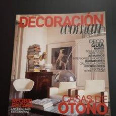 Coleccionismo de Revistas y Periódicos: REVISTA DECORACIÓN WOMAN AÑO 2004 NÚMERO SUPLEMENTO 133. Lote 156660766