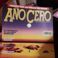 Coleccionismo de Revistas y Periódicos: REVISTA AÑO CERO. AÑO IV. N.33. Lote 156748649