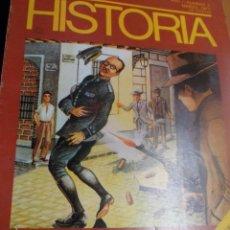 Coleccionismo de Revistas y Periódicos: REVISTA NUEVA HISTORIA AÑO I Nº2 YO MATÉ AL TENIENTE CASTILLO CRIMEN HISTÓRICO. Lote 156829830