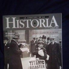 Coleccionismo de Revistas y Periódicos: LA AVENTURA DE LA HISTORIA 18. Lote 156875374