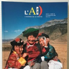 Coleccionismo de Revistas y Periódicos: L'AGENDA DE LA IMATGE. Nº 46. 2006. REVISTA DE FOTOGRAFIA.. Lote 156881794