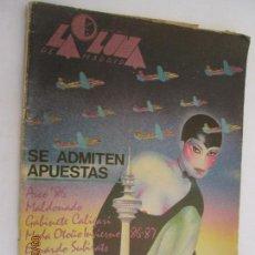 Collezionismo di Riviste e Giornali: LA LUNA DE MADRID , REVISTA Nº 27 ABRIL 1986 . Lote 156910310