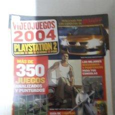 Coleccionismo de Revistas y Periódicos: 13037 - HOBBY CONSOLAS - VIDEOJUEGOS 2004. Lote 156938374