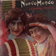 Coleccionismo de Revistas y Periódicos: NUEVO MUNDO Nº 962 - JUNIO 1912 - MANIOBRAS EN EL CATALUÑA - BARCELONA Y LOS HERIDOS DEL RIF. Lote 156975074