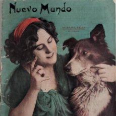 Coleccionismo de Revistas y Periódicos: NUEVO MUNDO Nº 965 - JULIO 1912 -DE LA ISLA DE CUBA Y DE FILIPINAS -HOTEL BIARRITZ, DE SAN SEBASTIAN. Lote 156983842