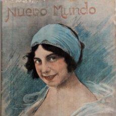 Coleccionismo de Revistas y Periódicos: NUEVO MUNDO Nº967 - JULIO 1912 - EL VERANEO EN SANTANDER - LAS FIESTAS DE PAMPLONA. Lote 156986806