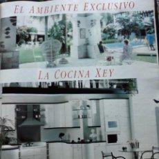 Coleccionismo de Revistas y Periódicos: ANUNCIO COCINA XEY. Lote 157013202