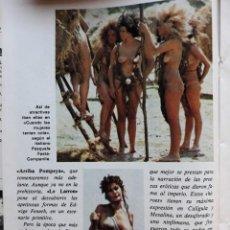 Coleccionismo de Revistas y Periódicos: PASQUALE FESTA CAMPANILE EDWIGE FENECH . Lote 157134674