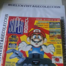 Collectionnisme de Revues et Journaux: REVISTA SUPER JUEGOS, ENERO 1996, NO.45. Lote 157209305