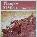 Coleccionismo de Revistas y Periódicos: REVISTA N°100 TIEMPOS MÉDICOS 1977. Lote 157406632
