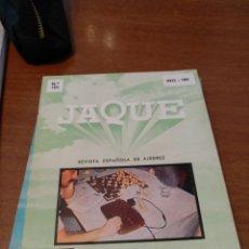 Coleccionismo de Revistas y Periódicos: REVISTA JAQUE N. 101 MAYO 1980. Lote 157686504