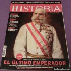 Coleccionismo de Revistas y Periódicos: LA AVENTURA DE LA HISTORIA Nº 215 DOSSIER: EL ÚLTIMO EMPERADOR (COMO NUEVA). Lote 157820346