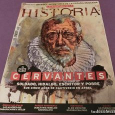 Coleccionismo de Revistas y Periódicos: LA AVENTURA DE LA HISTORIA Nº 210 DOSSIER: IV CENTENARIO CERVANTES (COMO NUEVA). Lote 157821334