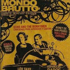 Coleccionismo de Revistas y Periódicos: MONDO BRUTTO Nº 38 2007. Lote 157837382