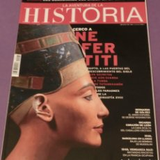 Coleccionismo de Revistas y Periódicos: LA AVENTURA DE LA HISTORIA Nº 207 DOSSIER: CERCO A NEFERTITI (COMO NUEVA). Lote 157883946