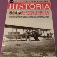 Coleccionismo de Revistas y Periódicos: LA AVENTURA DE LA HISTORIA Nº 199 DOSSIER: GUERRA QUÍMICA EN MARRUECOS (COMO NUEVA). Lote 157884906