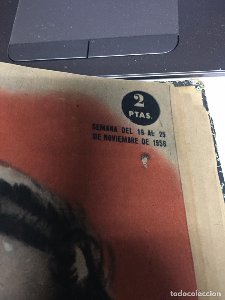 Coleccionismo de Revistas y Periódicos: Revistas Marisol semanario de la mujer año 1955/56 encuadernado - Foto 4 - 157898322