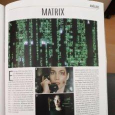 Coleccionismo de Revistas y Periódicos: MATRIX KEANU REEVES. Lote 157928210
