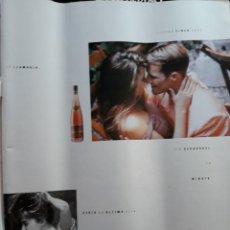 Coleccionismo de Revistas y Periódicos: ANUNCIO RENE BARBIER . Lote 157980434