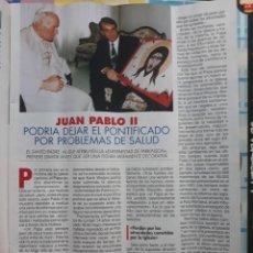 Coleccionismo de Revistas y Periódicos: JUAN PABLO II PAPA. Lote 158161558