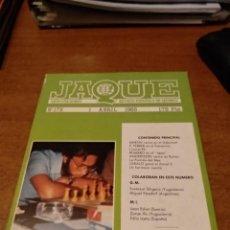Coleccionismo de Revistas y Periódicos: REVISTA AJEDREZ JAQUE N. 172 ABRIL 1985. Lote 158173082