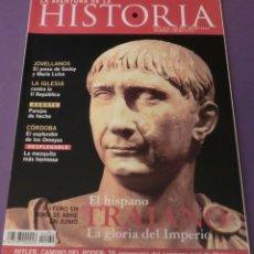Coleccionismo de Revistas y Periódicos: LA AVENTURA DE LA HISTORIA Nº 32 EL HISPANO TRAJANO (COMO NUEVA). Lote 158342882