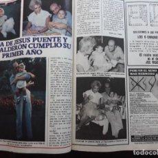 Coleccionismo de Revistas y Periódicos: JESUS PUENTE LICIA CALDERON . Lote 158363170