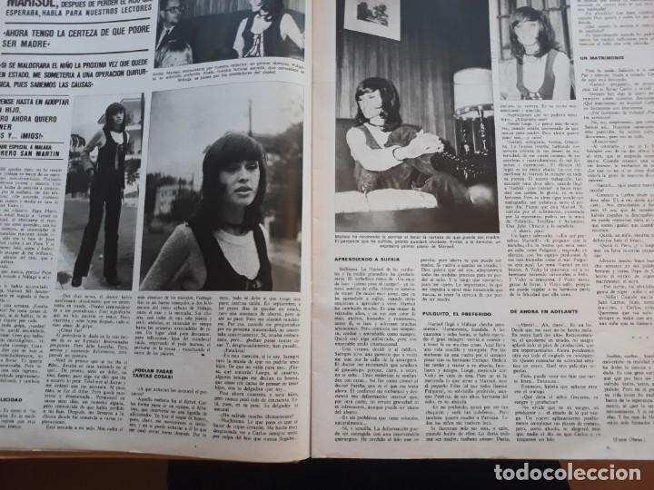 Coleccionismo de Revistas y Periódicos: PEPA FLORES MARISOL - Foto 2 - 158483406