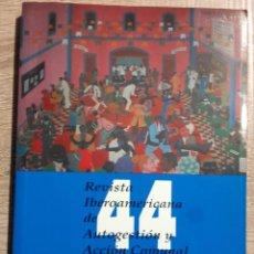 Coleccionismo de Revistas y Periódicos: REVISTA IBEROAMERICANA DE AUTOGESTIÓN Y ACCIÓN COMUNAL Nº 44. Lote 158497634