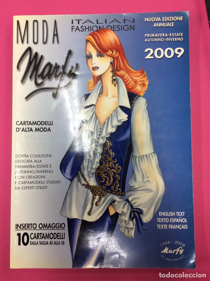 Revista De Moda Marfy 2009 Nº87 Sold Through Direct Sale 158583526