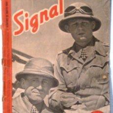 Coleccionismo de Revistas y Periódicos: SIGNAL - REVISTA Nº 9 - MAYO 1941. Lote 158663346
