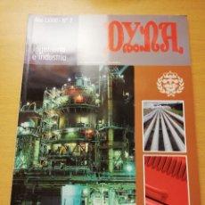 Coleccionismo de Revistas y Periódicos: REVISTA DYNA. INGENIERÍA E INDUSTRIA (MARZO 2006). Lote 158854162