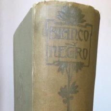 Coleccionismo de Revistas y Periódicos: BLANCO Y NEGRO: REVISTA ILUSTRADA. TOMO LXVIII (68) (ABRIL - JUNIO, 1928). Lote 158956566